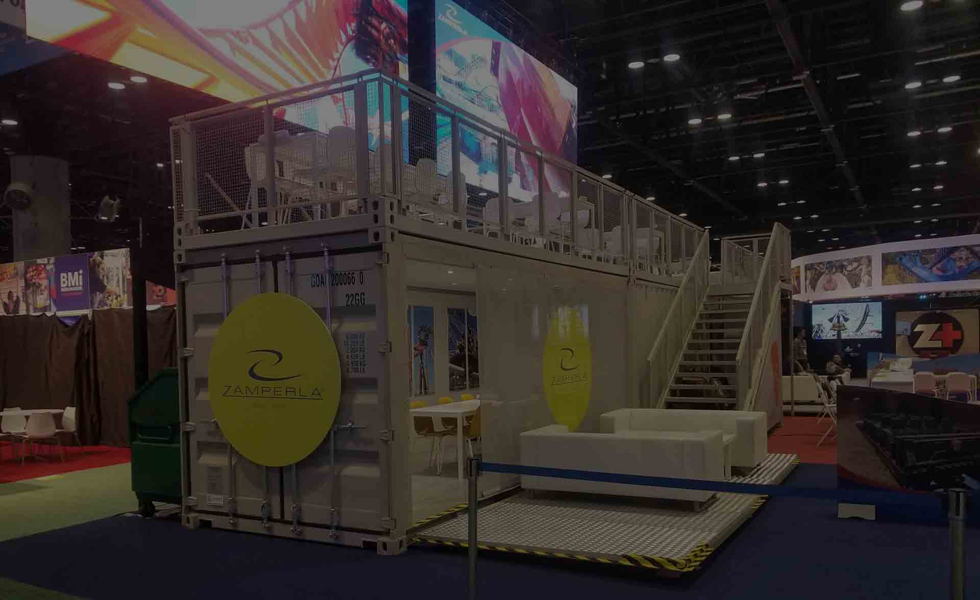Great Booth Design: Simplicity & Clarity
